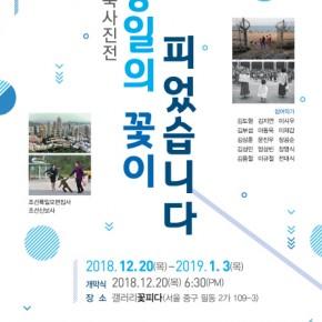 '금강산통일미학을 위하여1′ 강연원고 – 갤러리 꽃피다,2018.12.22