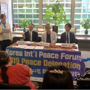 유엔사의 유엔기사용금지촉구운동- 유엔사무총장에게 보낸 서한과 기자회견문